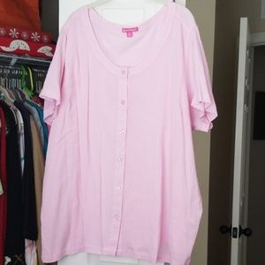 Brand new pink blouse
